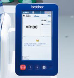 ブラザー VR100